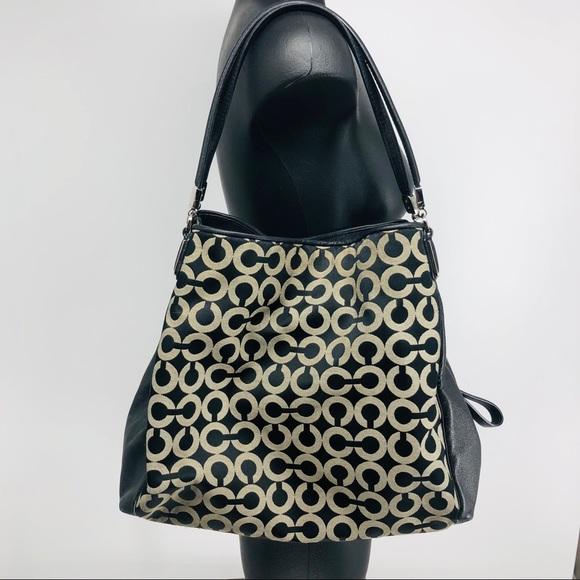 COACH large phoebe Madison bag
